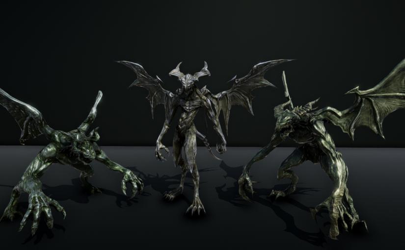 Gargoyle Pack Ver1.01